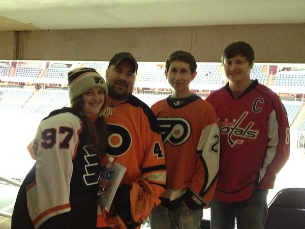 Washington DC Hockey Trip