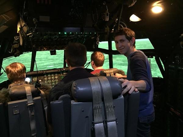 C130 simulator