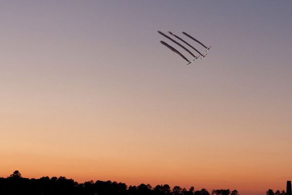 Falcon Field airshow